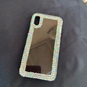 IPhone Rhinestone Sparkly Bling Phone Case
